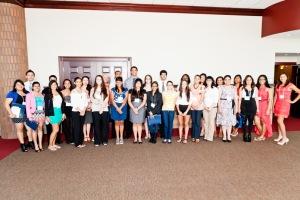 Nuestro Futuro 2012 Scholarship Recipients